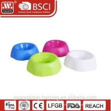 Kunststoff Pet Feeder mit 4 Farben