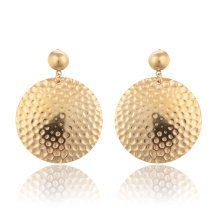 Venta al por mayor de larga Arabia Saudita de oro Modelos de pendiente Gergeous Lady Earring