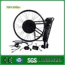 TOP Kit de conversión opcional de la fábrica china Kit de bicicleta eléctrica / e-bike