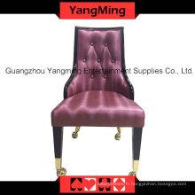 Chaises européennes en cuir (YM-DK05)