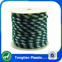 Hot Sale Eco-friendly 16 Strand Braided Polyester Rope 6mm