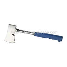 PVC or TPR Handle With Carbon Steel Camping Axe