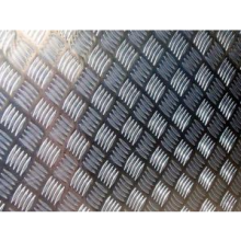 5 Bar Aluminium Checkered Plate 1050 1060 1100