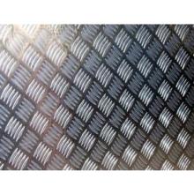 Folha gravada em alumínio de 5 barras para carro Bady