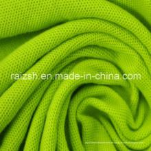 65% Baumwolle 35% Polyester Perlen und Mesh CVC Stoff