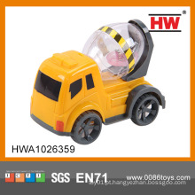 14 centímetros de plástico mini caminhão brinquedo com luz (bateria incluída)