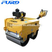 Compactador hidrostático de rodillo manual de nuevo diseño en venta (FYL-S700)