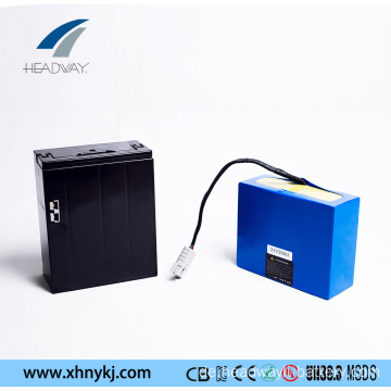 lifepo4 12v 40ah batterie