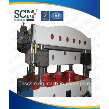 Máquina de estampado de cuero / Máquina de prensa hidráulica de cuero