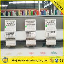 informatisé broderie plate machine haute qualité multi têtes broderie machine paillettes broderie machine à grande vitesse