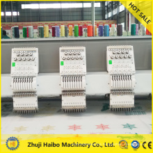 computerized flat embroidery machine high quality multi heads embroidery machine high speed sequin embroidery machine