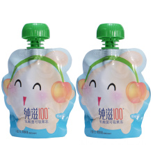 Yogurt Packaging Bag Baby Food Squeeze Pouches