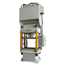 Четырехколонный гидравлический формовочный пресс (TT-SZ100T)
