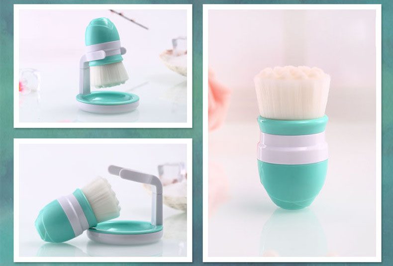 cosmetic facial brush