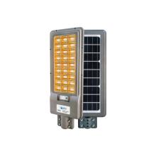 Farola solar portátil con mando a distancia