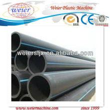 Planta de máquina de fabricación de tubos HDPE certificada CE