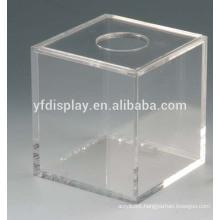 Hot Sale Clear Acrylic Tissue Box