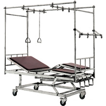 Lit en orthopédie multifonction en acier inoxydable (THR-C-4)