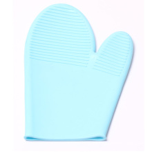 2018 Amazon Top selling safety Heat Resistant Silicone Gloves
