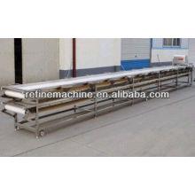 Double belt select conveyor