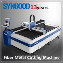 Machine de découpe en tôle CNC 0.5-16mm épaisseur Conception ouverte 1500 * 3000mm