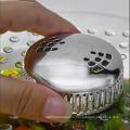 Пластиковая крышка с поворотным переключателем для хранения продуктов