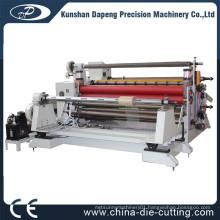 Plastic Film Adhesive Tape Laminating Slitting Machine (DP-1300)