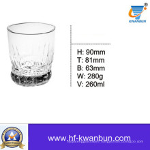 Clear Glass Cup Beer Cup Whisky Cup Kitchenware Kb-Hn0358