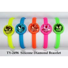 Silicone Diamond Bracelet Toy