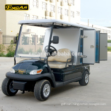 Excar 2 Seater Electric Golf Cart utility vehicles housekeeping car