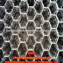 Apertura 50 * 50mm Alambre de acero inoxidable 316L precio bajo thermostable tortuga Shell malla (fábrica)