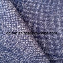 58 * 60 tecido de algodão / spandex denim (QF13-0731)