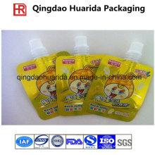 Spout Упаковывая мешки для питья с Цветастым Печатанием