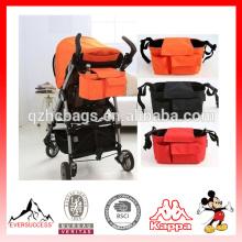 Stroller Organizer Pushchair Baby Travel Fralda Nappy Shoulder Strap Mãe Bag