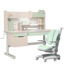 Mesa de computador para crianças cadeiras de mesa infantis vitalícias
