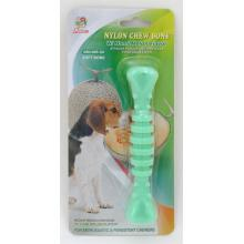 "Percell 6 ""Nylon Dog Chew Espiral Osso Melão Scent"