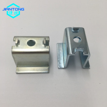 Chapa metálica de perfuração das peças do metal que carimba componentes