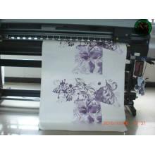papel impreso de transferencia de calor multi rosa para prendas de moda