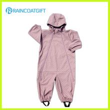 Rum-024 Cute 100%PU Child′s Coverall