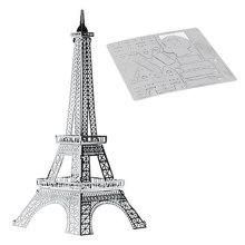 Blocos DIY A torre Eiffel Toy Puzzle 3D