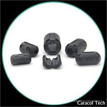 Núcleo de ferrite Nizn Shieldin para filtro de ruído de cabo