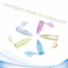 Colorful Micro Centrifuge Tube for Lab Used