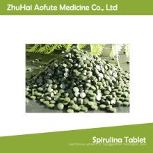 Tablette Standard de Spiruline GMP