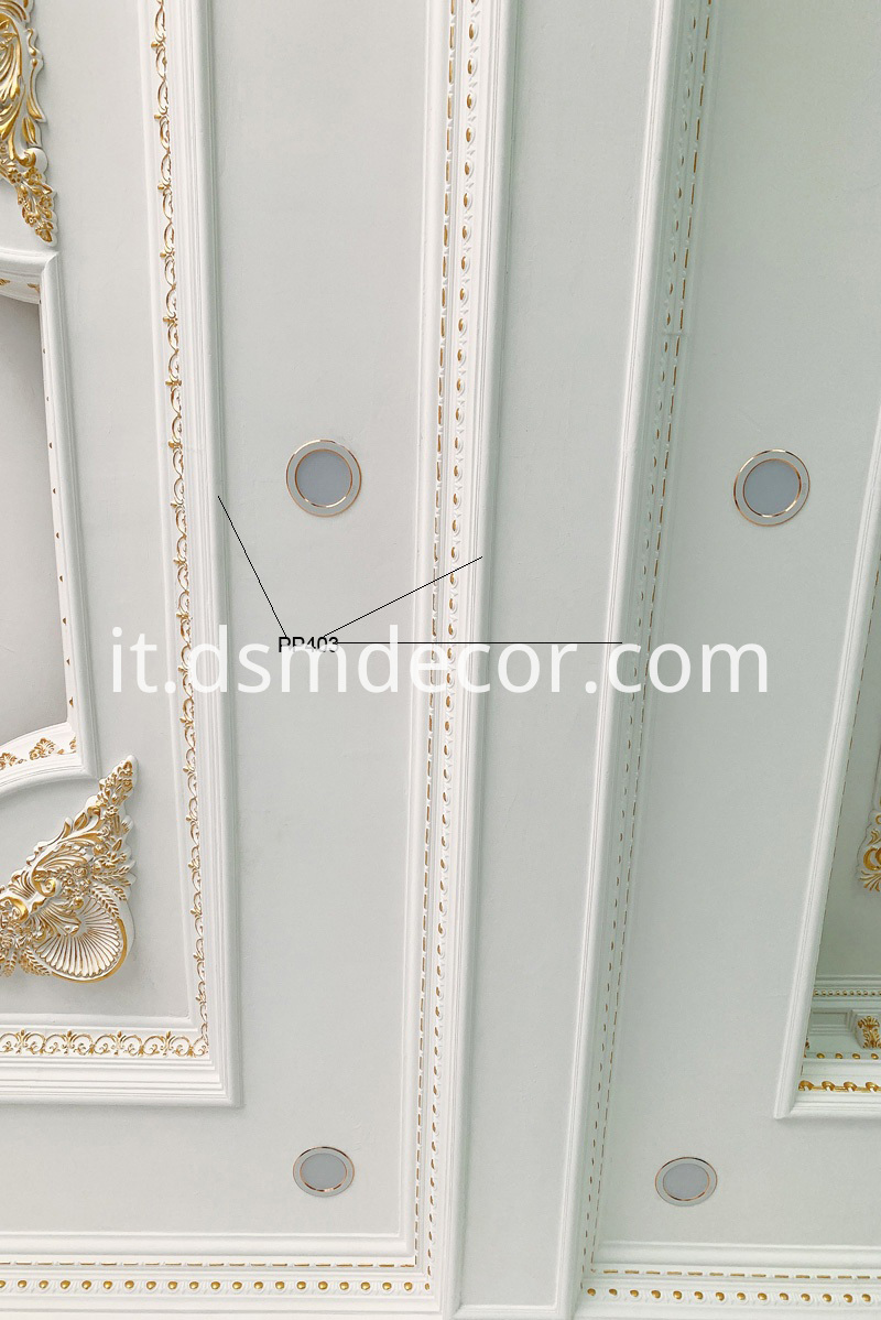 Panel Molding Decoration