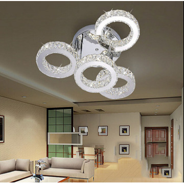 Crystal Suspension LED suspension moderne