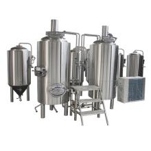 stainless steel mini beer brewery equipment,300L beer making kit