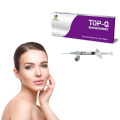 Remplisseur cutané injectable TOP-Q Super Deep Line Injection de gel d'acide hyaluronique 2 ml pour Glabella Lines