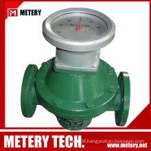 Oval gear viscosity meter MT100OG