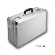 ventas calientes de aluminio portable maleta chino fabricante