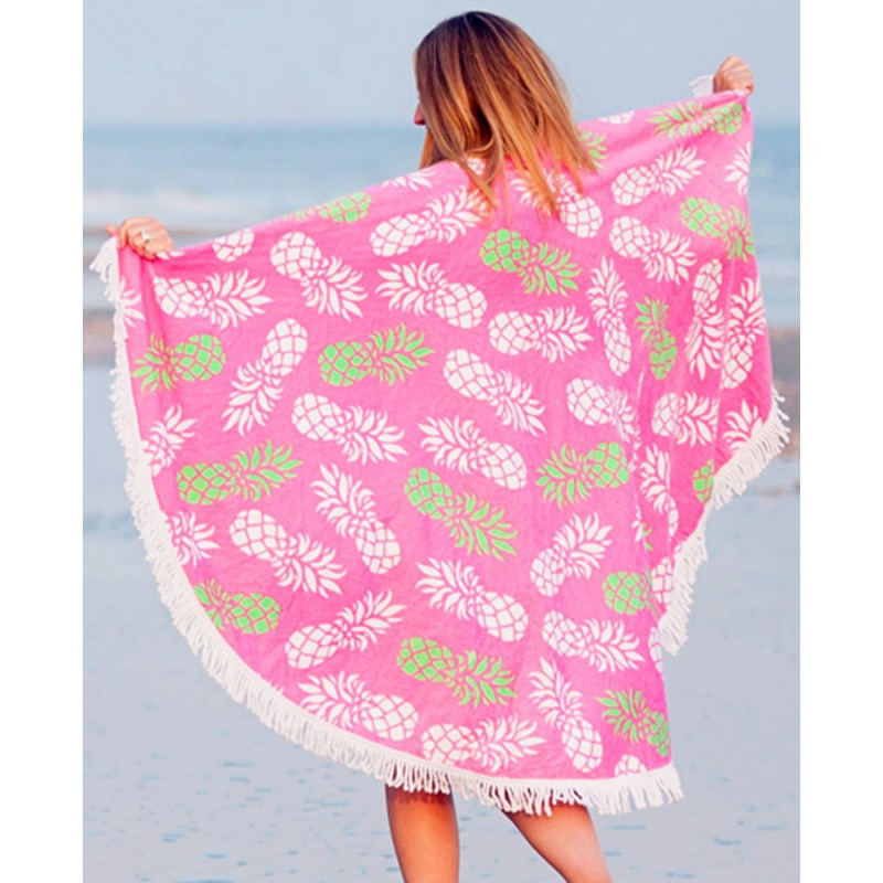 Cheap Printed Large Beach Towel